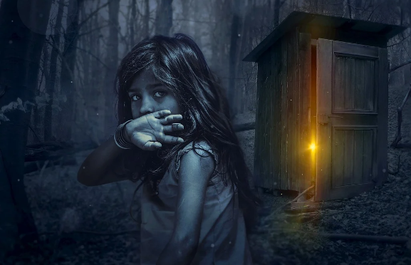 """Traum: ,,Das verfluchte Mädchen"""""""